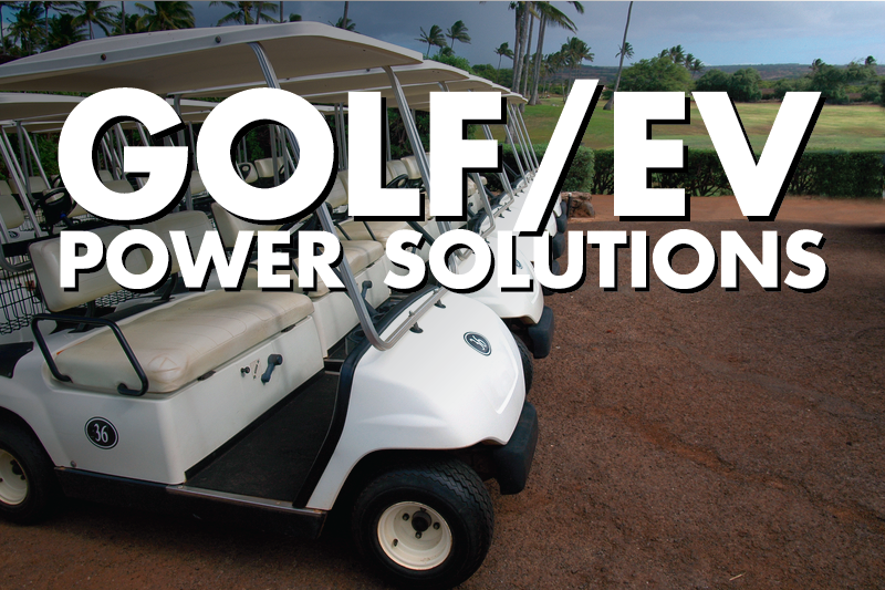 Golf Power Solutions - For the Front and Back Nine