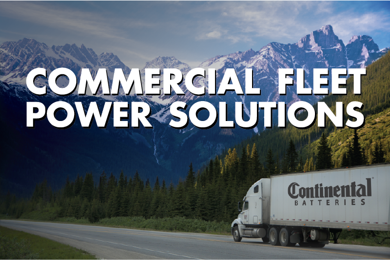 Fleet Power Solutions - The Power to Get Your Fleet Moving