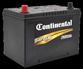 Battery Detail 34 Cs Continental Battery