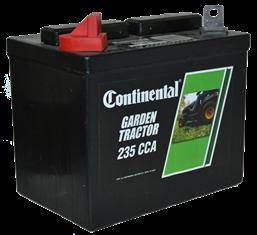 Battery Detail U1l 235 Continental Battery